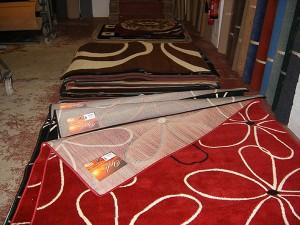 Range of carpets