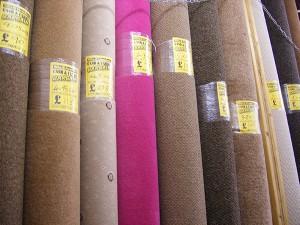 Carpet's in store