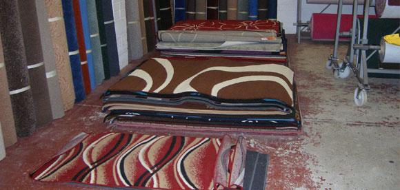 Range of rugs