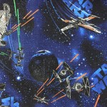 Star wars carpet