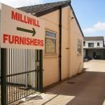 Millwill Furnishers Showroom