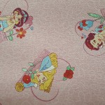 Disney Princess felt back carpet £6.95 per square metre
