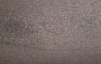 Gel back anthracite bathroom carpet £7.00 per square metre