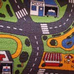 Roadmap felt back carpet £5.00 per square metre