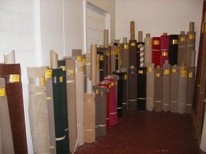 Wide range of carpets