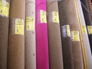Carpet's in store