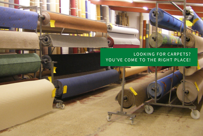 Selling Quality Carpets