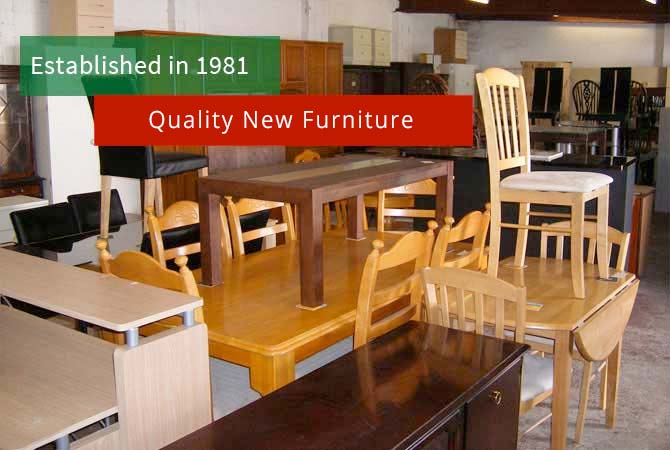 New Furniture Sold