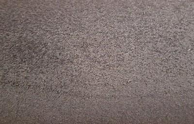 Gel back anthracite bathroom carpet £7.00 per square metre