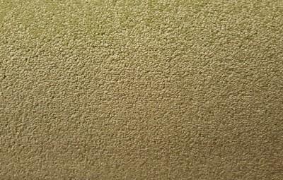 Gel back lime green bathroom carpet £7.00 per square metre