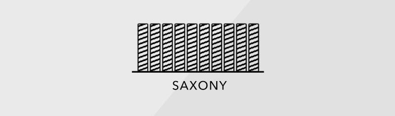 Saxony Carpet Style